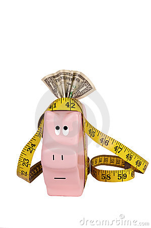 Savings Getting Slimmer
