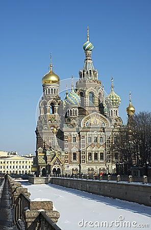 Free Savior On Spilled Blood, Saint Petersburg, Russia Stock Photos - 608083