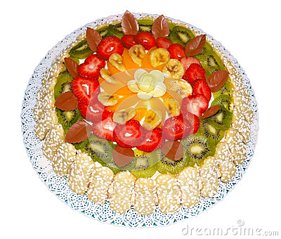Savoiardi Italian Cake Fruit
