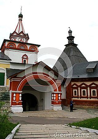 Free Savvino-Storozhevsky Monastery. Zvenigorod. Royalty Free Stock Image - 944436