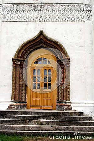 Savvino-Storozhevsky monastery. Zvenigorod.