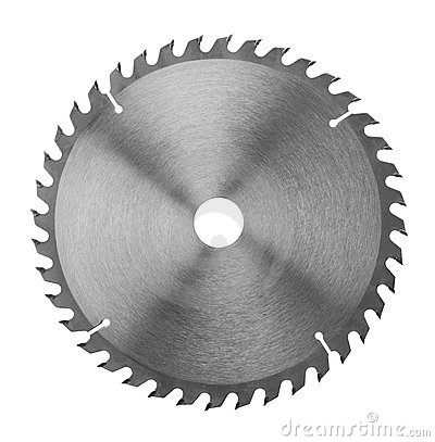 Free Saw Blade Stock Image - 17250871