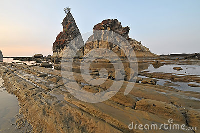 Sawarna great rock