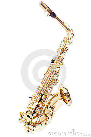 Free Sax Royalty Free Stock Photos - 2381638