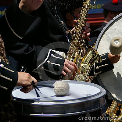 Sax and Drums