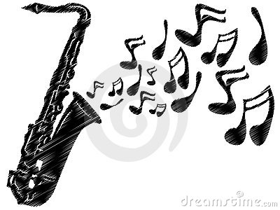 Sax Playing