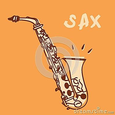 Sax vector
