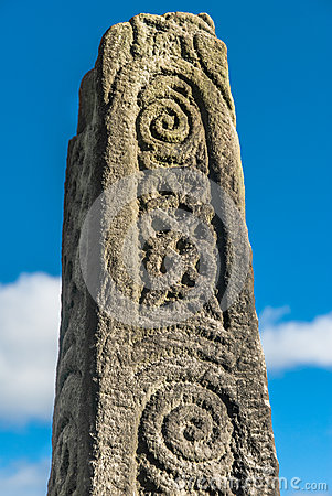 Saxon Stone Cross