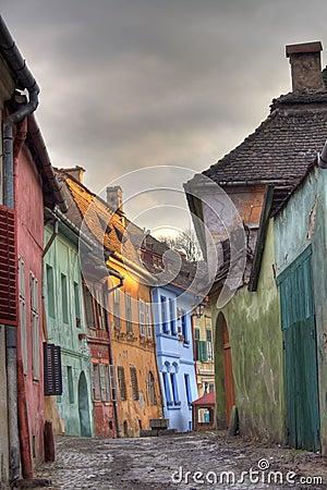 Saxon street