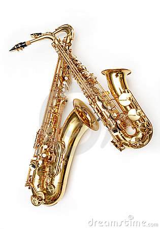 Free Saxophone Royalty Free Stock Photography - 1269157