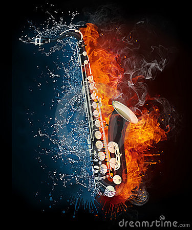 Free Saxophone Royalty Free Stock Photography - 19647887