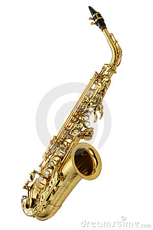 Free Saxophone Alto Royalty Free Stock Photo - 21562035