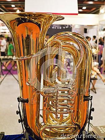 Saxophone fragment