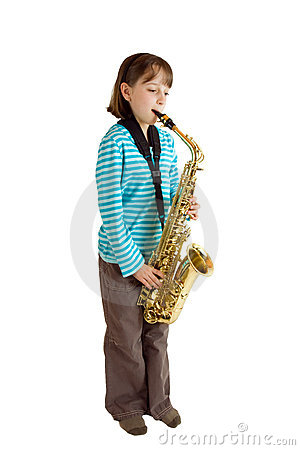 Saxophone Practice