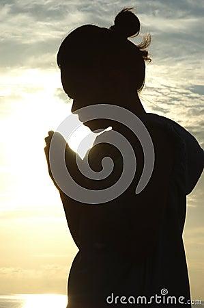 Saying Prayers