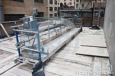 Scaffold platform