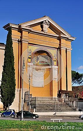 Scala Santa, Rome