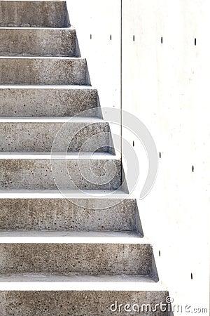 Scale del granito e un muro di cemento immagini stock - Granito per scale ...