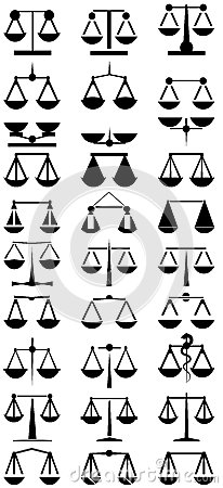 Scales icons