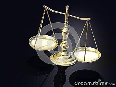 Scales of Justitia