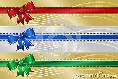 Scalloped Ribbon Banners