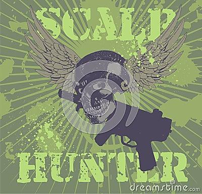 Scalp hunder