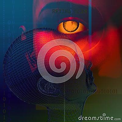 Scan of Eye