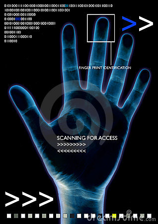 Scan hand