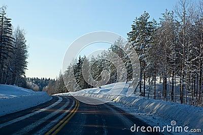 Scandinavian route