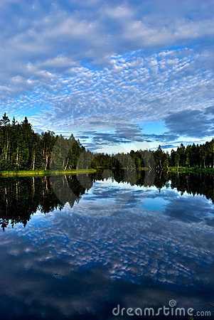 Scandinavian scenery