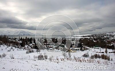 Husavik, winter #2