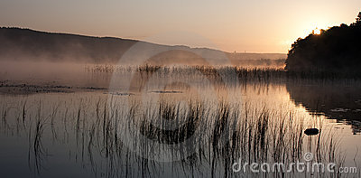 Scania lake