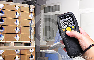 Scanner del codice a barre