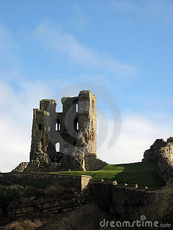 Free Scarborough Castle Stock Photos - 80093