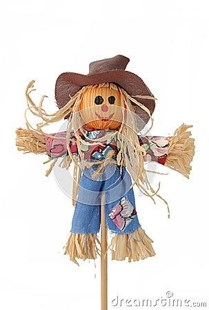 Free Scarecrow Stock Photo - 12442520