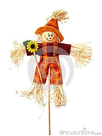Free Scarecrow Royalty Free Stock Image - 33423256