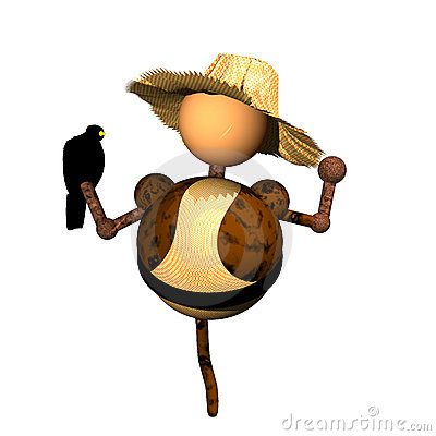 Free Scarecrow Clipart Stock Photos - 10203203