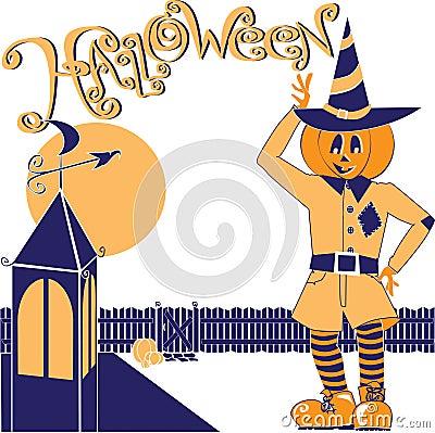 Scarecrow Halloween