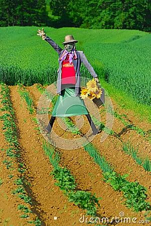 Scarecrow no.1