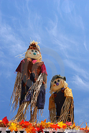 Scarecrows in the Sky