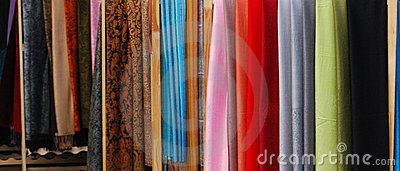 Scarf Stock Photo - Image: 5085780