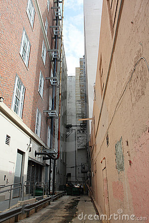 Scary Alley