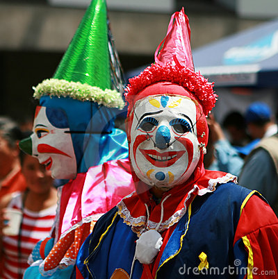 Free Scary Clowns Stock Photos - 4226053