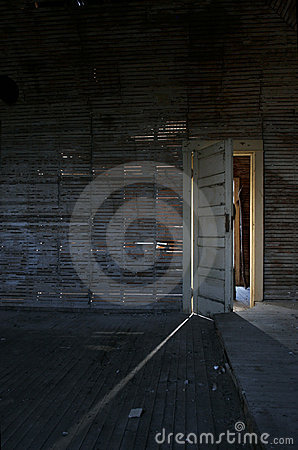 Free Scary Door Stock Photos - 1032093
