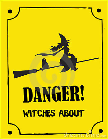 Scary Halloween Sign Royalty Free Stock Photo Image 6636745