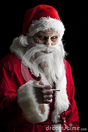 Santa klaus and mr nobel sexducates nasty teen - 3 3