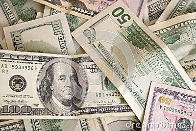 Scattered Cash