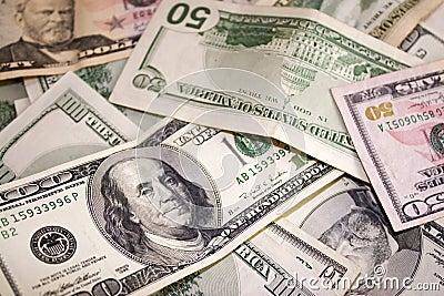 Scattered Cash Money