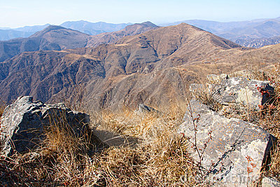 Scenery of Mt.Wutaishan