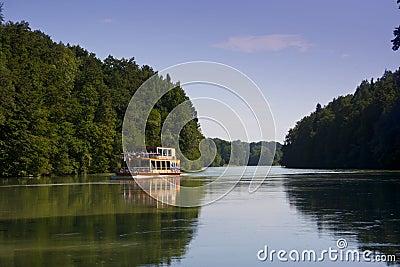 Scenery near Passau